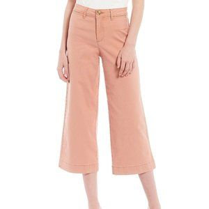 A Loves A cropped wide leg pant. NWT!